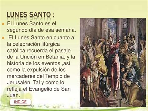 imagenes del lunes santo semana santa