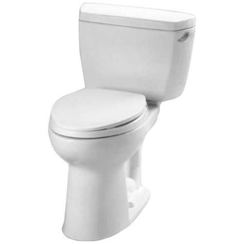 toto toilets comfort height toto cst744elr 01 eco drake two piece 1 28 gpf elongated