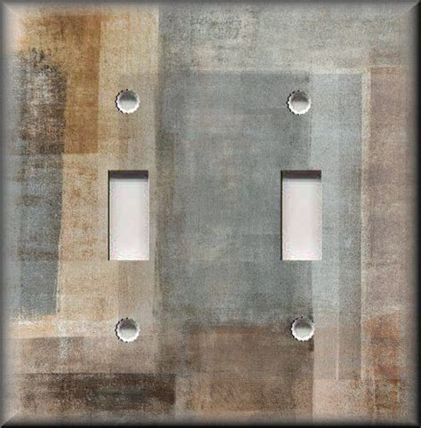 modern light switch covers light switch plate cover abstract art modern home