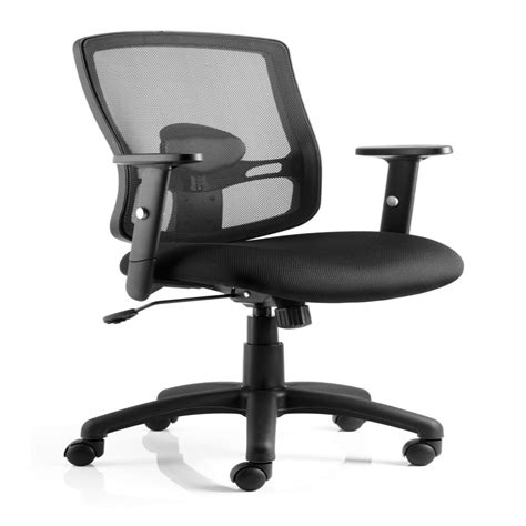 Office Chair Net Back dynamic portland 2 mesh back office chair 121 office furniture