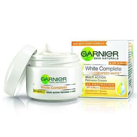 buy garnier garnier skin naturals white complete spf 19 pa multi fairness cream40
