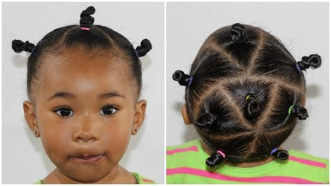 baby girl hairstyles youtube toddler bantu knots toddler hairstyles youtube