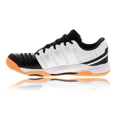 sports shoes womens adidas court stabil 11 womens handball badminton court