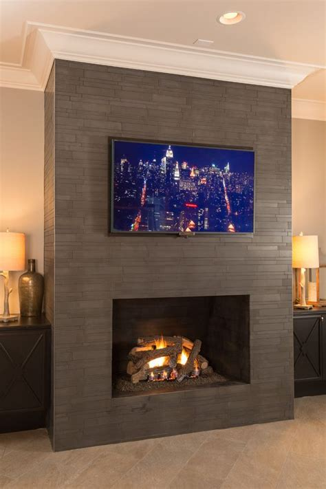 Tv On Wall Fireplace by 22 Ways To Incorporate A Wall Mount Tv Into Interior