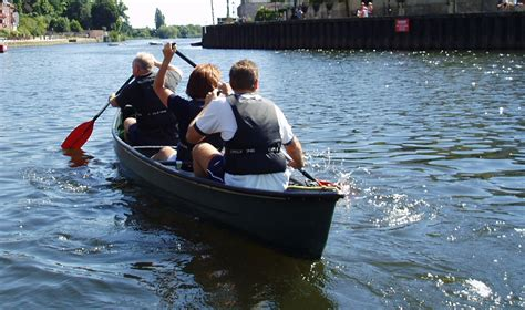 boat hire exeter bike canoe and kayak hire in exeter devon