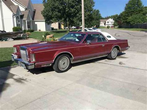 1977 lincoln v 1977 lincoln v for sale on classiccars 8 available