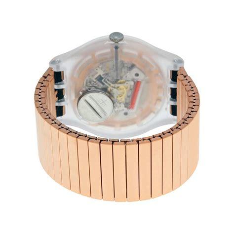 Jam Tangan Swatch Unisex jual jam tangan swatch original suok707 rostfre rosegold