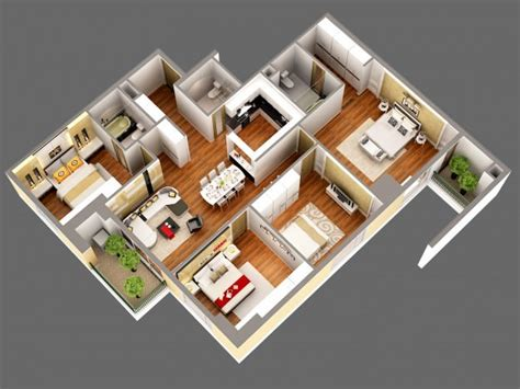 house interior 3d model cgtrader com