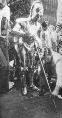 anthony daniels temple of doom making movies