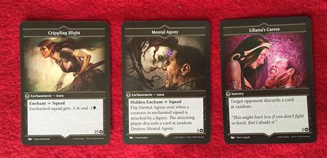 arena of the planeswalkers card templates m tg arena of the planeswalkers spell cards hasbro