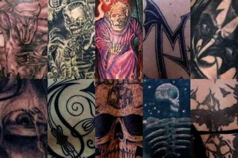 thrash metal tattoos www pixshark com images galleries