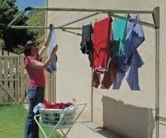 Hanging A Clothes Dryer On The Wall 1000 Images About Laundry Drying For Communal Courtyard