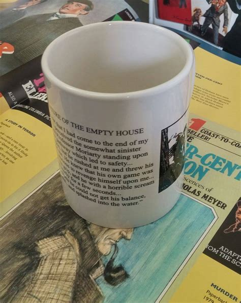 the adventure of the empty house the adventure of the empty house coffee mug strand mag