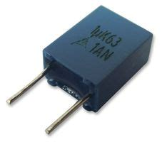 capacitor polyester epcos b32529c0105k000 epcos capacitor 1 181 f 63 v pet polyester 177 10 b32529 series