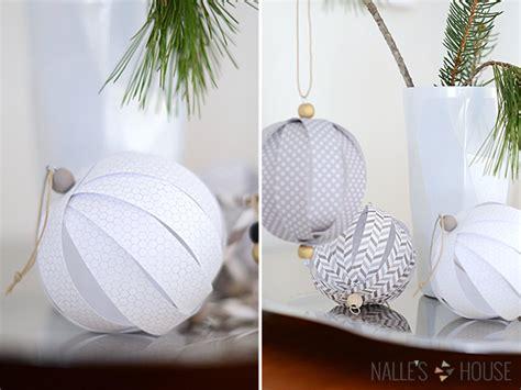 How To Make A Paper Ornament - paper ornaments handmade ornament no 11