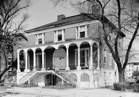 his house columbia sc ainsley hall robert mills house columbia south carolina