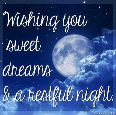 Sweet Dreams by Quotes And Wishes With Images Freshmorningquotes