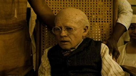 benjamin button end ct what is wrong with hayden as anakin in the end