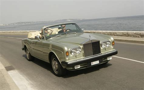 rolls royce corniche rolls royce corniche history photos on better parts ltd