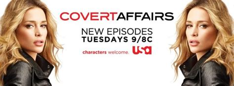 covert affairs cancelled after 5 seasons by usa network covert affairs latest ratings