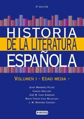 libro vulvete imparable volumen i leer libro historia de la literatura espa 241 ola volumen i edad media descargar libroslandia