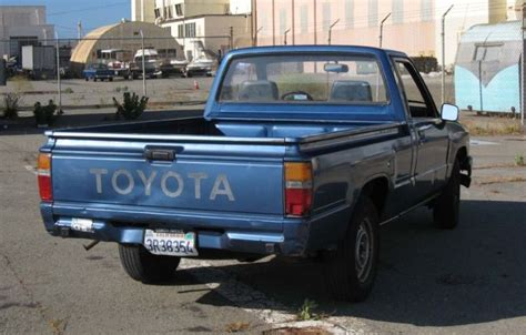 imagenes de pickup toyota the most reliable motor vehicle i know of 1988 toyota pickup