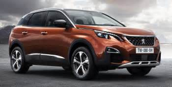 2nd Peugeot Peugeot 3008 Second Suv Debuts In Image 497546