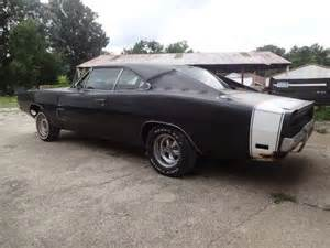 68 70 Dodge Charger For Sale Sell New 1969 Dodge Charger R T Project Car Real Rt 440 A
