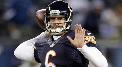 jay cutler benched trestman cutler benched in favour of clausen sportsnet ca