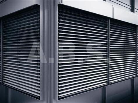 jalousie eckfenster raffstore vanjske aluminijske žaluzine a b s