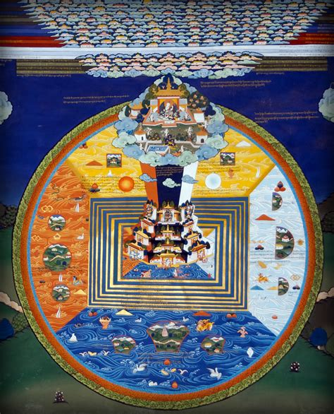 meru cosmos  buddhist art  culture dissertation reviews