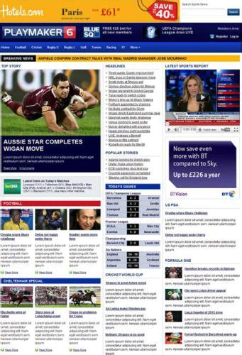 sports news premium wordpress theme premium themes and