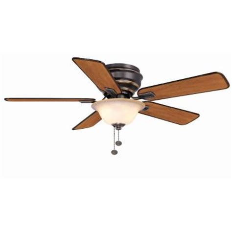hton bay hawkins 44 ceiling fan hton bay hawkins 44 in tarnished bronze ceiling fan