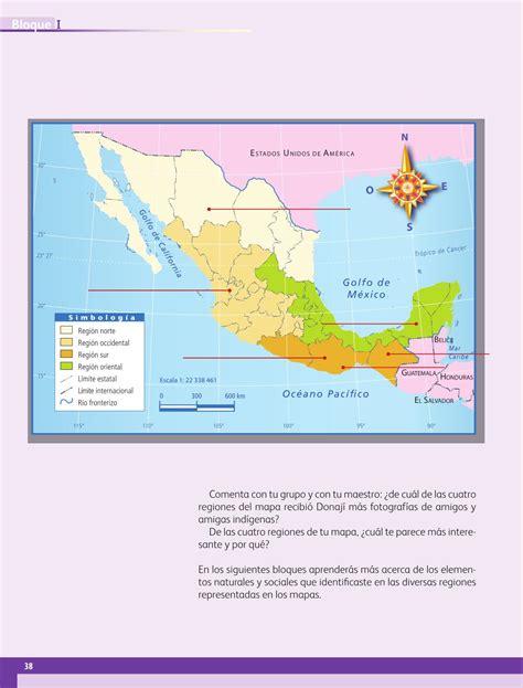 libro de geografia 5 grado online geograf 237 a cuarto grado 2016 2017 online libros de