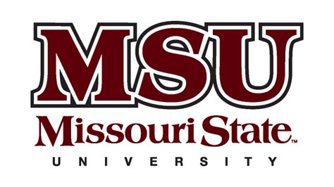 missouri state colors our logo brand missouri state