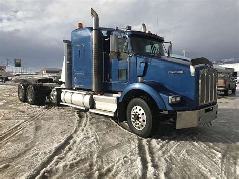 2009 kenworth truck 2009 kenworth t800 sleeper truck for sale 444 221 miles