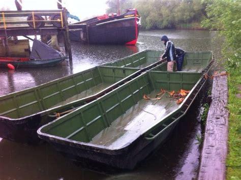 legerboten te koop etas aluminium leger ponton boot stam outdoor