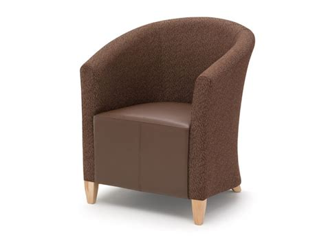 Tub Armchair by Imp Upholstered Tub Armchair S050 Designcurial