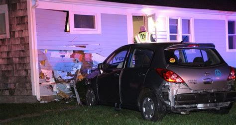 babys bed car crashes into baby s bedroom in yarmouth the real cape