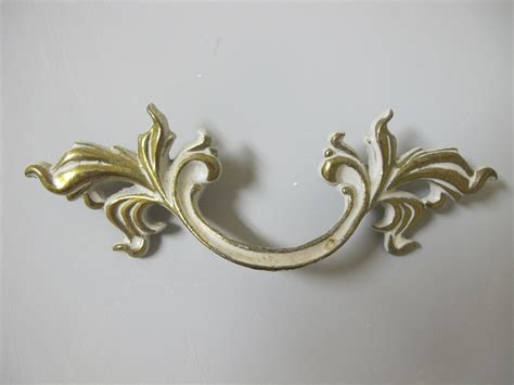 french provincial drawer pulls handles thrift diving french provincial desk drawer handle