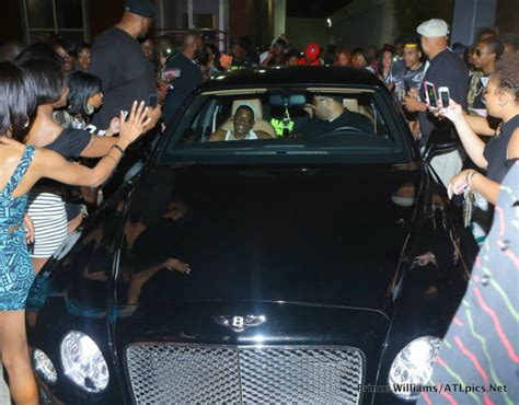 Lil Boosie House by J Cole Dj Drama And More Attend Boosie Hennessy V S