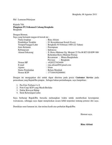 contoh surat lamaran kerja sebagai teller di bank 338 best images about contoh lamaran kerja dan cv on pinterest