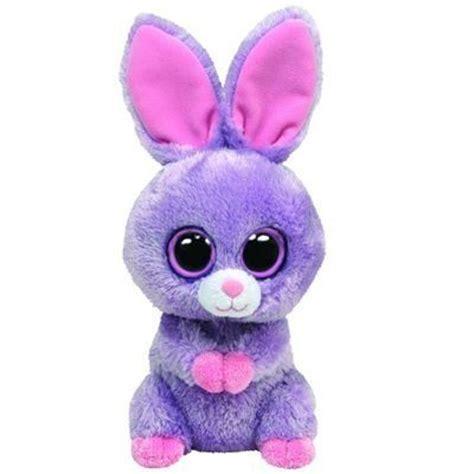 Purple Rabbit ty beanie boos petunia purple bunny by ty beanie boos