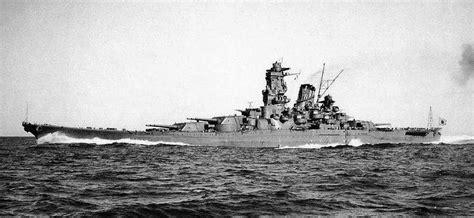 biggest battleships in the world japan s monster world war ii battleships were the biggest
