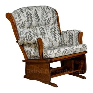 Wide Glider Chair by Usa Made Amish Rocking Chairs Gliders Amish Wide Glider Baby Eco Trends