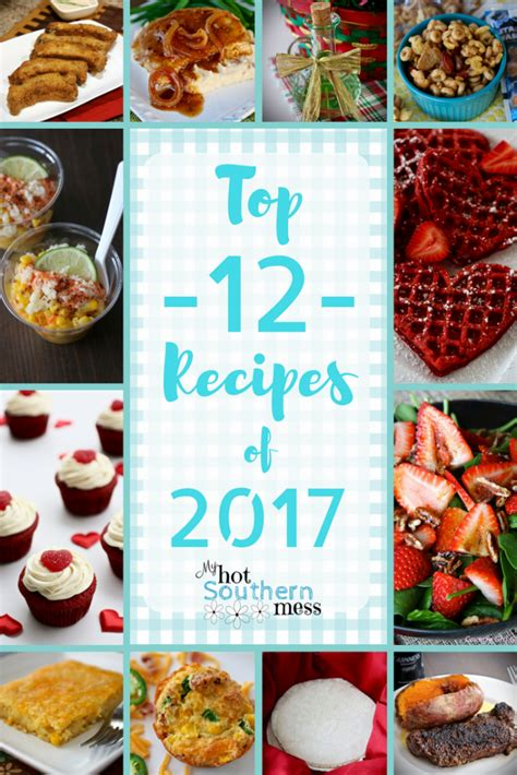 southern living annual recipes 2017 an entire year of recipes books my southern mess