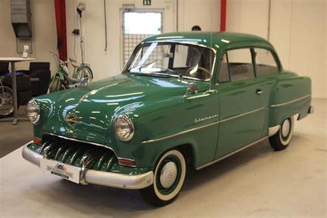 Opel Olympia by Opel Olympia Rekord