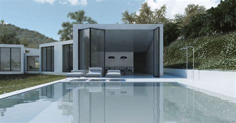 da letto con piscina da letto con piscina e vista mare natura design