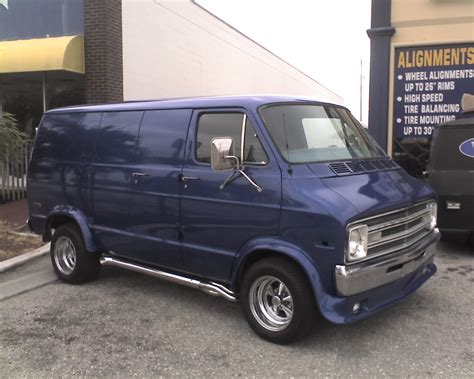 rsport711 1977 Dodge Ram Van 150 Specs, Photos