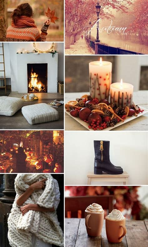 cosy home decor greet autumn with cozy scented warm home decor ideas